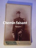 Photographie Originale Dédicacée D'un Militaire - FONTENELLE COUTURIER Villeneuve St-Georges 94 - Scans Recto-verso - Guerre, Militaire