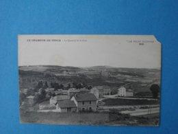 LE CHAMBON DE TENCE  -  43  -  Le Quartier De La Gare   -   Haute Loire - Le Chambon-sur-Lignon