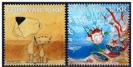 Faroer/Faroe/Féroé: Libri Per Ragazzi, Children's Books, Livres Pour Enfants, Europa CEPT - Fiabe, Racconti Popolari & Leggende