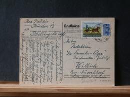 A10/517 CP  ALLEMAGNE  1952 - Briefe U. Dokumente
