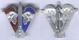 Insigne Du 13e Régiment D'Artillerie - Esercito