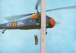 Sikorsky H S S 1 (type 58) : Exercice De Sauvetage - Hélicoptères