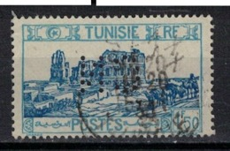 TUNISIE               N°     YVERT  140   ( 1 )         OBLITERE       ( Ob  5/38 ) - Oblitérés