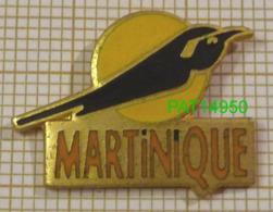 DOM TOM    MARTINIQUE Dpt 972 OISEAU SUCRIER à VENTRE JAUNE En Version EGF - Steden