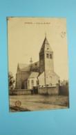 Zicht Op De KERK Zoersel ( R. Debandt - Photo Santhoven / Desaix ) Anno 19?? ( Zie Foto Details ) ! - Zoersel