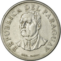 Monnaie, Paraguay, 10 Guaranies, 1975, TTB, Stainless Steel, KM:153 - Paraguay