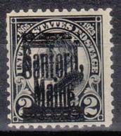 USA Precancel Vorausentwertung Preo, Locals Maine, Sanford 610-L-1 E Double - Vereinigte Staaten