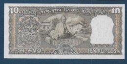 INDE - Billet De 10 Rupees - Inde