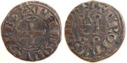 04-FRANCE MÉDIÉVALE - Philippe IV - Denier Tournois (Dup. 223 ; 1,12 G) - 1285-1314 Philippe IV Le Bel