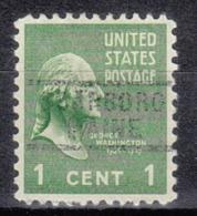 USA Precancel Vorausentwertung Preo, Locals Maine, Scarboro 729 - Vereinigte Staaten