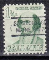 USA Precancel Vorausentwertung Preo, Locals Maine, Scarborough L-1 HS - Vereinigte Staaten