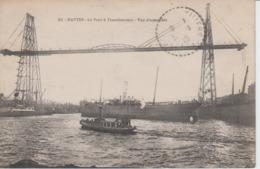 LOIRE ATLANTIQUE - 201 - NANTES - Le Pont à Transbordeur - Vue D'ensemble - Nantes