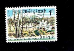 Belgique. (OBP-COB) 1967. N°1408   *Conservation De La Nature*   1F . Obli° - Oblitérés