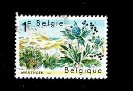 Belgique. (OBP-COB) 1967. N°1409   *Conservation De La Nature*   1F . Obli° - Oblitérés