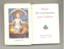 RELIGION - Missel De Communion Pour Enfants - Edition Brepols à Turnhout Et Paris - Nombreuses Illustrations (SL) - Religion & Esotericism