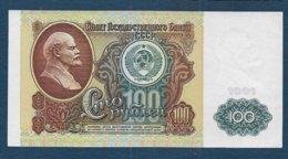 RUSSIE - Billet De 100 Roubles De 1991 - Russia