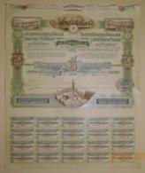 ACTION - APOSTOLAKE - Sté Des Pétroles Roumain 1908 - Pétrole