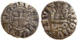 06-FRANCE MÉDIÉVALE - Philippe IV - Denier Tournois (Dup. 223 ; 0,90 G) - 1285-1314 Philippe IV Le Bel