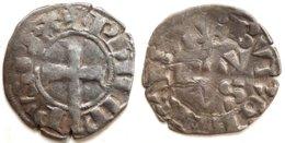 08-FRANCE MÉDIÉVALE - Philippe IV - Bourgeois Simple (Dup. 232 ; 0,95 G) - 987-1789 Monnaies Royales