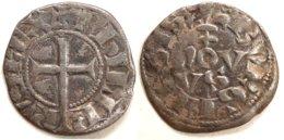09-FRANCE MÉDIÉVALE - Philippe IV - Bourgeois Simple (Dup. 232 ; 0,95 G) - 987-1789 Monnaies Royales