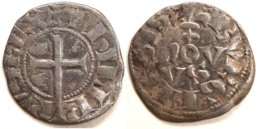 09-FRANCE MÉDIÉVALE - Philippe IV - Bourgeois Simple (Dup. 232 ; 0,95 G) - 1285-1314 Philippe IV Le Bel
