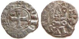 10-FRANCE MÉDIÉVALE - Philippe IV - Obole Tournois (Dup. 224 ; 0,39 G) - 1285-1314 Philippe IV Le Bel