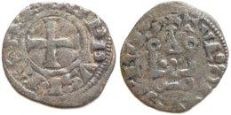 12-FRANCE MÉDIÉVALE - Philippe IV - Obole Tournois (Dup. 224 ; 0,56 G) - 1285-1314 Philippe IV Le Bel