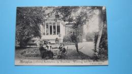 Habitation Du Directeur / Woning Van Den > COLONIE Merxplas ( J. Evrard ) Anno 1913 ( Zie Foto Details ) ! - Merksplas