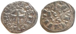 15-FRANCE MÉDIÉVALE - Philippe IV - Obole Bourgeoise (Dup. 233 ; 0,41 G) - 987-1789 Monnaies Royales