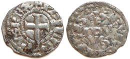 16-FRANCE MÉDIÉVALE - Philippe IV - Obole Bourgeoise (Dup. 233 ; 0,52 G) - 1285-1314 Philippe IV Le Bel
