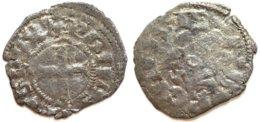 17-FRANCE MÉDIÉVALE - Philippe IV - Obole Bourgeoise (Dup. 233 ; 0,38 G) - 987-1789 Könige