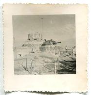 Photographie Privée Indochine Fortin Blockhaus (8) - War, Military