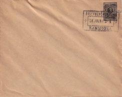 ALLEMAGNE 1883   ENTIER POSTAL/GANZSACHE/POSTAL STATIONERY  PRIVATPOST/POSTE PRIVEE DE CHEMNITZ - Private