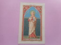 DEVOTIE-LITH.ST FRANCISCUS-SANCTA ROSALIA - Religione & Esoterismo