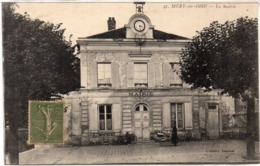 MERY SUR OISE - La Mairie    (116262) - Mery Sur Oise