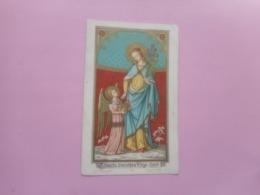 DEVOTIE LITHO ST AUGUSTINUS-SANTA DOROTHEA - Religione & Esoterismo
