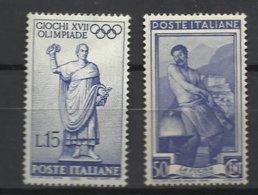 Italie   N°  814 Neuf *     TB      Jeux Olympiques De Rome Le N° 572  Neuf * * Offert  Soldé  ! ! ! - Summer 1960: Rome