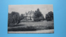 PK / CP Te Identificeren / IDENTIFY > Turnhout ?? Zie OOK Tekst ( Villa / Kasteel ) Anno 1933 ( Zie Foto Detail ) ! - Turnhout