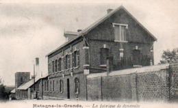 Matagne La Grande   La Fabrique De Dynamite Circulé En 1905 - Doische