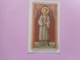 DEVOTIE LITH.ST.AUGUSTINUS- ST.FRANCISCUS XAVERIUS - Religione & Esoterismo