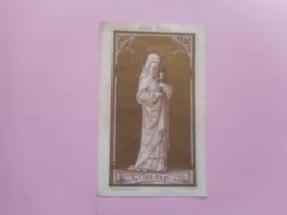 DEVOTIE LITO ST.AUGUSTINUS--SANTA CLARA - Religione & Esoterismo