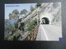 19983) GENOVA ZOAGLI PRIMA GALLERIA NON VIAGGIATA - Ciclismo