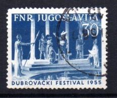 Sello  Nº 666   Yugoslavia - 1945-1992 República Federal Socialista De Yugoslavia