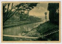 TIMBRO   BRINDISI 1941   CANALE  DA  IDENTIFICARE    (VIAGGIATA) - Brindisi