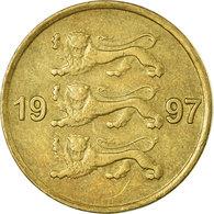 Monnaie, Estonia, 10 Senti, 1997, No Mint, TTB, Aluminum-Bronze, KM:22 - Estonia
