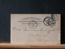 A10/539 CP USA VERSO PIQUAGE  PRIVE  1900 - Ganzsachen