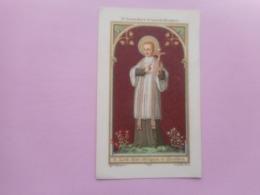 DEVOTIE-LITHO ST AUGUSTINS-LOUIS -M.GRIGNON DE MONTFORT - Religione & Esoterismo