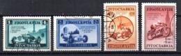 Serie   Nº 349/52   Yugoslavia - 1931-1941 Reino De Yugoslavia