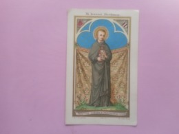 DEVOTIE-LITHO ST AUGUSTINS-H.JOANNES BERCHMANS - Religione & Esoterismo