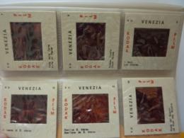 "Souvenir ""VENEZIA II  These Are 12 Super Real Slides From KODAK FILM Eastmancolor"" Anni '60 - Diapositive"